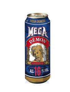 Canette de bière Mega Demon - 16°