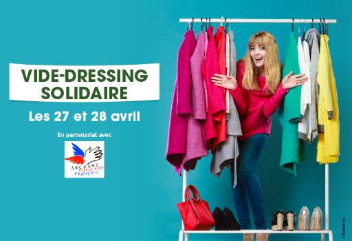 Jusqu'à 15€ offerts en bon d'achats en rapportant des anciens vêtements - Centre Commercial Caserne de Bonne a Grenoble (38)