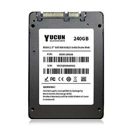 "SSD interne 2.5"" Yucun SATA III - 240 Go (vendeur tiers)"