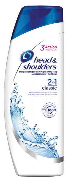Sélection d'articles hygiène en promotion - Ex : Bouteille de shampoing Head & Shoulders - différents types, 540 ml (via 6.06€ fidélité + BDR)