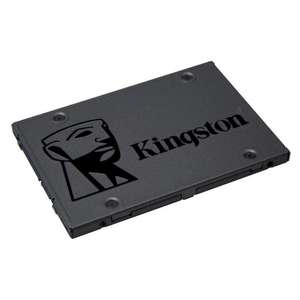 "SSD interne 2.5"" Kingston SSDNow A400 (TLC) - 120 Go"