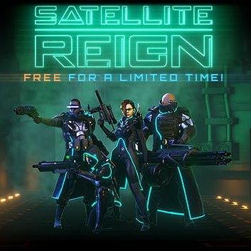 Satellite Reign Gratuit sur PC / Mac / Linux (Dématérialisé - Steam)