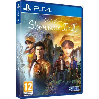 [Adhérents - Précommande] Shenmue 1 et 2 sur PS4 ou Xbox One (+5€ sur la carte fidélité Fnac)