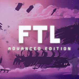 Jeu FTL: Faster than light sur PC - Advanced edition (Dématérialisé, Steam)
