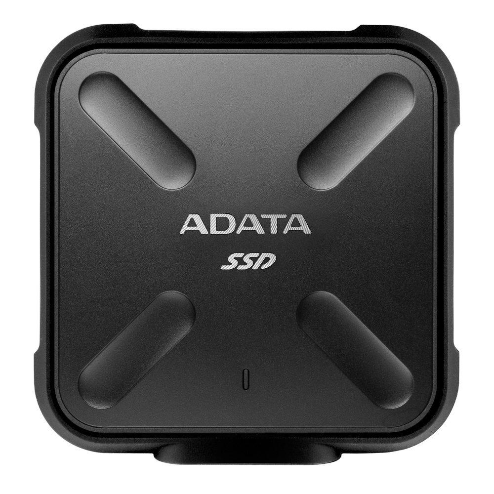 SSD externe Adata SD700 (TLC 3D) - IP68 - Antichocs - 512 Go