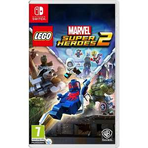Lego Marvel Superheroes 2 sur Nintendo Switch