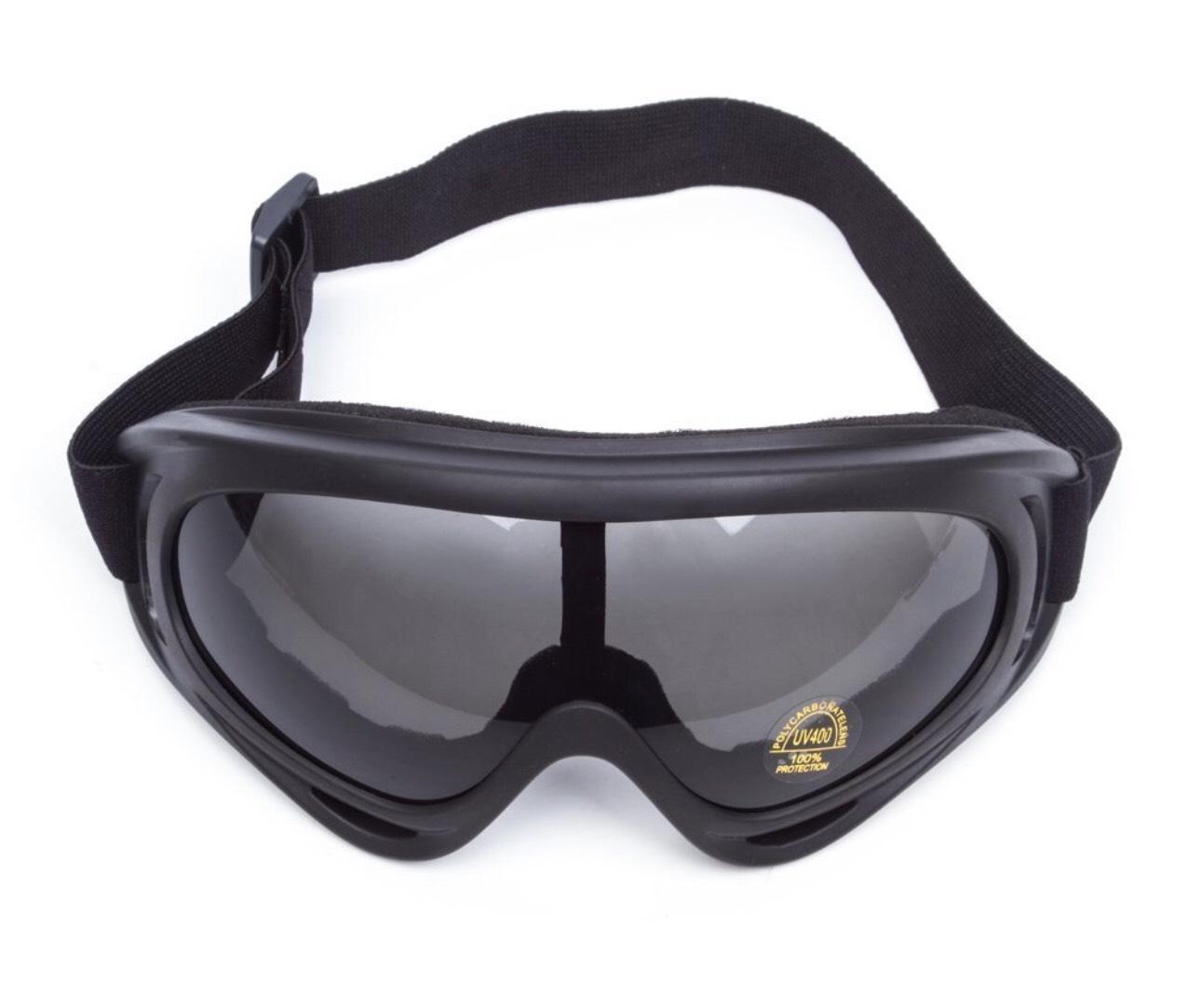 Lunettes de Protection Incassables pour Vélos, Motos et Skis (Vendeur Tiers)