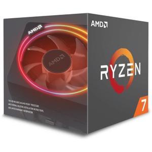 Processeur AMD Ryzen 7-2700X 3,7/4,3GHz avec Ventirad Wraith Prism - Socket AM4