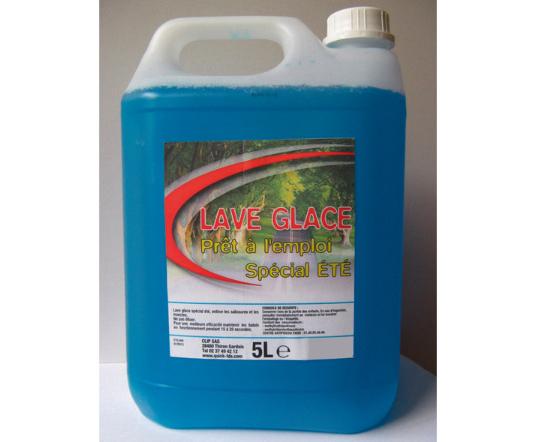 Lot de 2 Bidons de Lave Glace Été - 2 x 5L