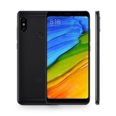 "Smartphone 5.99"" Xiaomi Redmi Note 5 (Global) - 2160 x 1080, Snapdragon 636, RAM 4 Go, ROM 64 Go, 4G (B20)"