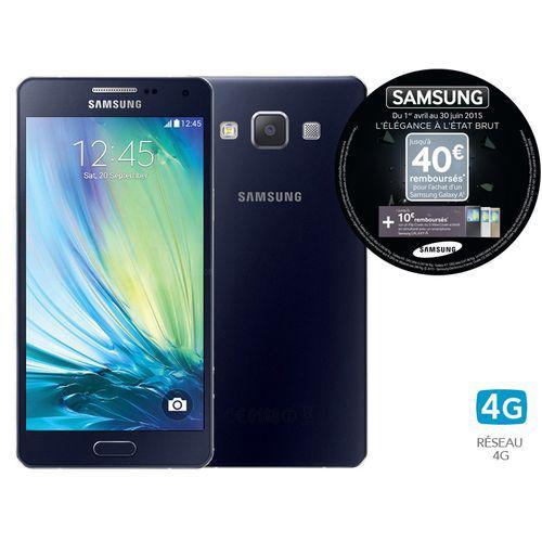 Smartphone Samsung Galaxy A5 Noir (Avec ODR 40€)
