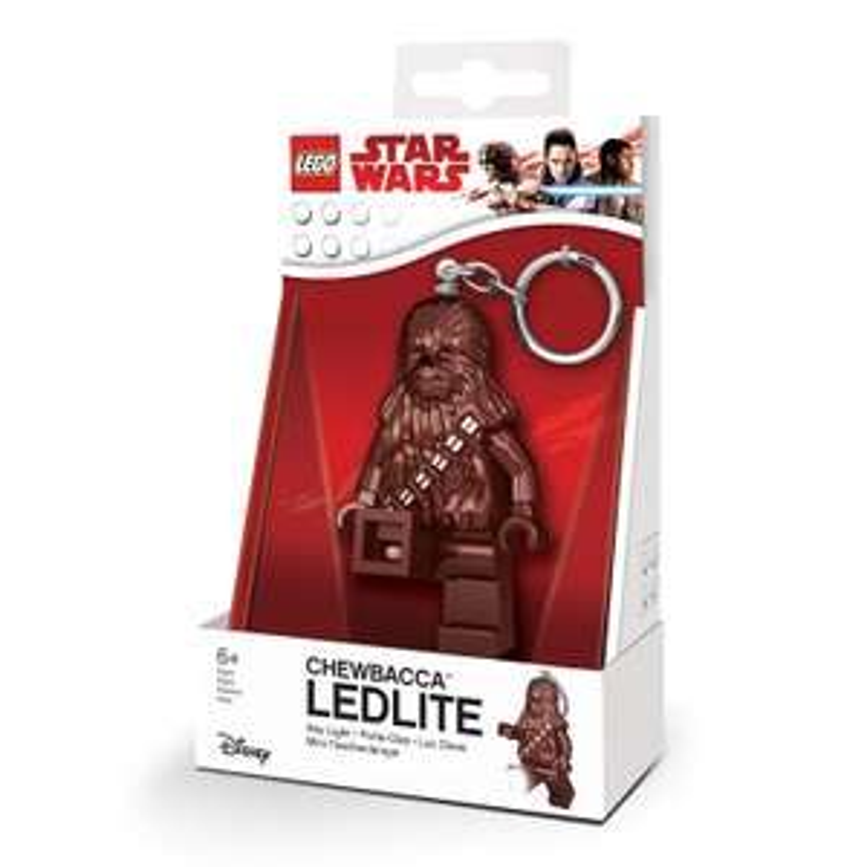 [Panier Plus] Porte-clés LED Lego Star-Wars LG0KE60 - Chewbacca