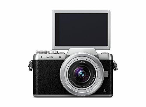 Appareil photo hybride Panasonic Lumix DMC-GF7 (16 Mpix, Live MOS) + objectif 12-32 mm