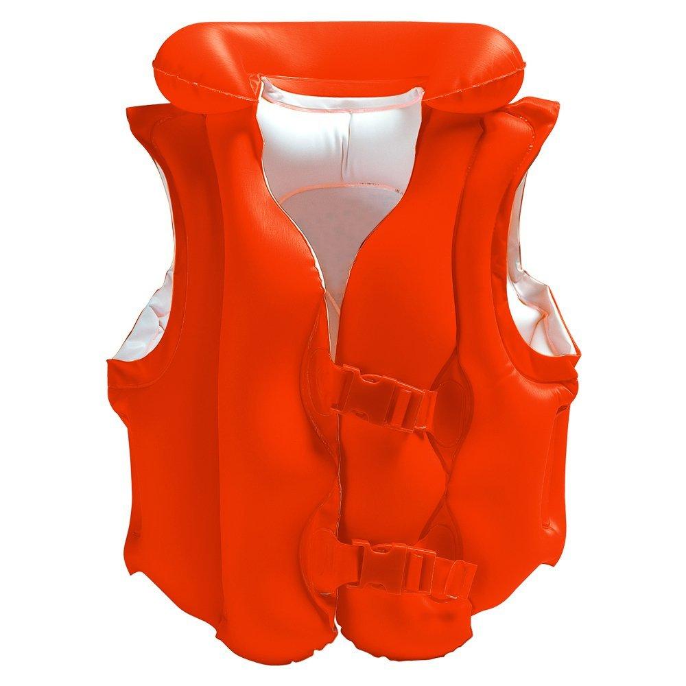 [Panier Plus IT - à partir de 19€ d'achat] Gilet de sauvetage pour enfants Intex 58671 - orange