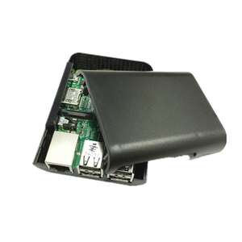 Raspberry Pi 2 Model B Broadcom BCM2836 1G RAM + Boitier + Radiateurs