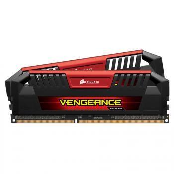 Kit mémoire DDR3 Corsair Vengeance Pro Red - 8 Go (2x4Go) - 2400 MHz - CAS 11