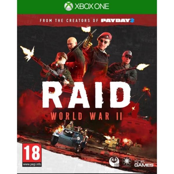 Raid World War II sur Xbox One