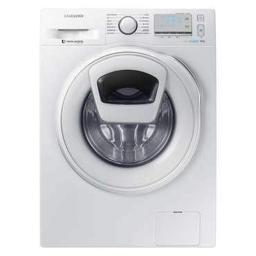 Lave-linge Hublot Samsung WW8EK6415SW - 8Kg (Via ODR de 60€) + 50€ offerts en Bon d'achat + 15% sur carte confo+