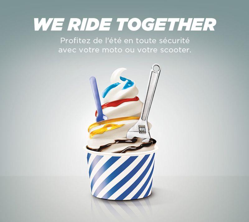 Sélection de forfaits d'entretien sur scooter/moto de marque Piaggio/Vespa/Aprilia/Guzzi - Ex:  Forfait Summer Care Scooter
