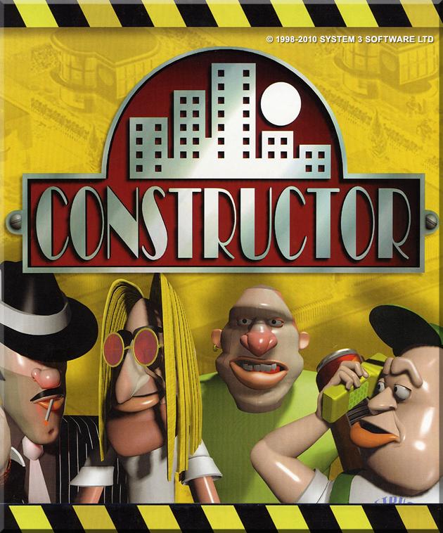 Constructor Classic 1997 gratuit sur PC (Dématérialisé)