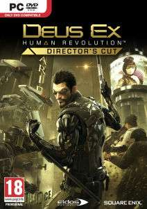 Jeu PC Deus Ex : Human Revolution - Director's Cut