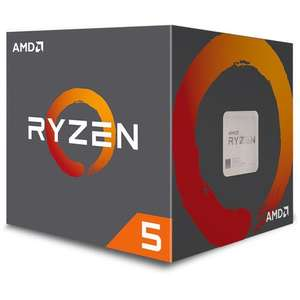 Processeur AMD Ryzen 5 2600 - 3.4GHz Hexacore - socket AM4