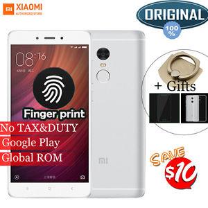 "Smartphone 5.5"" Xiaomi Redmi Note 4 - 4G (Sans B20), Full HD, RAM 3Go, 32Go"