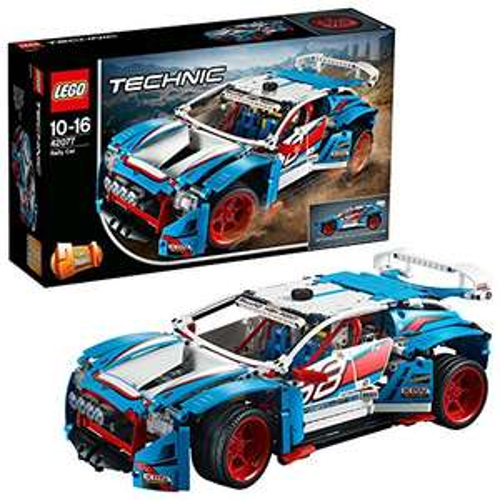 Lego Technic - La Voiture de Rallye (42077)