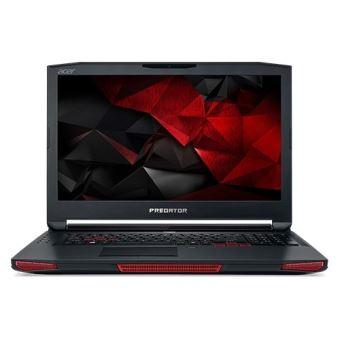 "PC Portable 17,3"" Acer Predator GX-792-78VQ - FullHD, i7-7820HK, RAM 16Go, HDD 1To + SSD 256Go, GTX 1080 8Go"