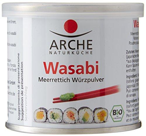Lot de 2 boites de Wasabi en poudre bio 25g