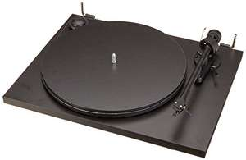 Platine Vinyle Pro-Ject Essential II - Noir