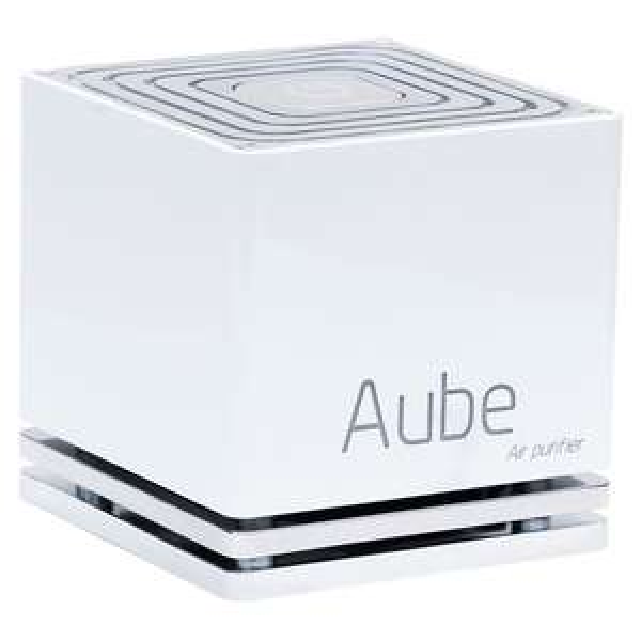 Purificateur d'air connecté Bluetooth Aykow Aube-C-BL - Sans filtre - Blanc