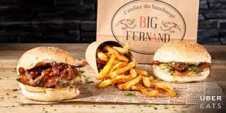 Une Little formule offerte chez Big Fernand - Bordeaux (33)