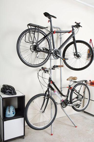 Sélection de supports de vélos - Ex: Delta The Art Of Storage Michelangelo (2 vélos) à €29