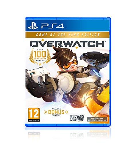 Jeu Overwatch Edition GOTY sur PS4 et Xbox One