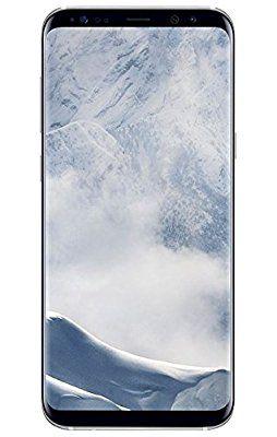 "Smartphone 6.2"" Samsung Galaxy S8+ - 64 Go, Gris ou Orchidée"