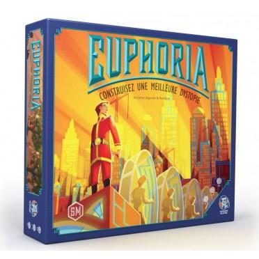 Jusqu'à 60% de réduction sur une sélection de jeux de société - Ex: Euphoria (code GRAM60)