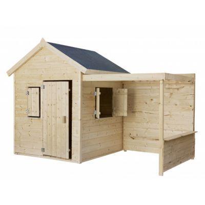 Maisonnette en bois Burger Alpaga