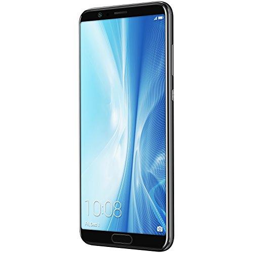 """Smartphone 5.99"""" Honor View 10 - 6 Go RAM, 128 Go, Bleu ou noir"""