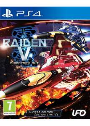 Raiden V: Director's Cut sur PS4