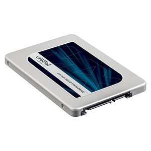 """SSD interne 2,5"""" Crucial MX300 (TLC 3D) - 525Go"""
