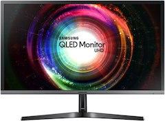 "Ecran PC 28"" Samsung U28H750 - QLED, UHD 4K, 1 ms, Quantum Dot, FreeSync (Frontaliers Suisse)"