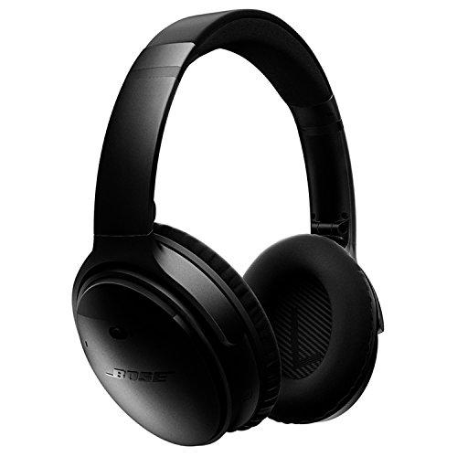 Casque Audio Sans-fil Bose QuietComfort 35 V1/V2 (Coloris au choix) - Bluetooth / NFC