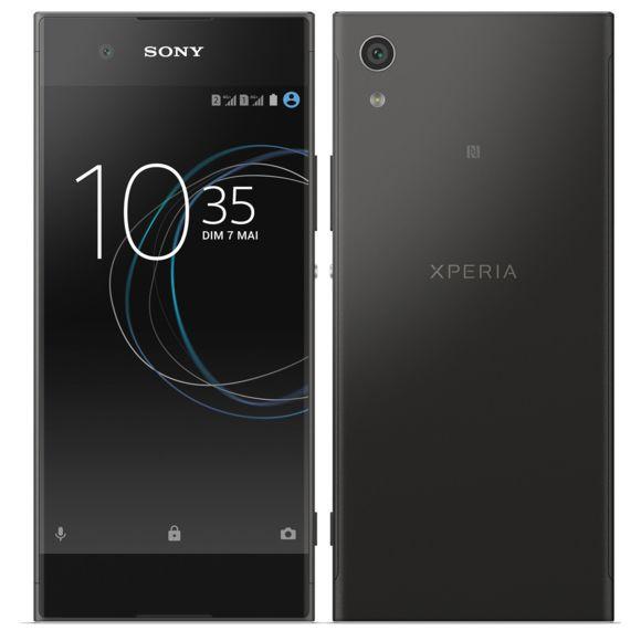 "Smartphone 5"" Sony Xperia XA1 Double SIM - 32 Go, 3 Go de RAM, Helio P20"