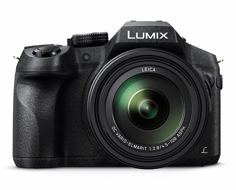 Appareil photo Bridge Panasonic Lumix FZ300 - Objectif Leica 25-600 mm F2.8 - Vidéo 4K