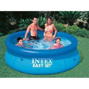 Piscine autoportante Intex Easy Set 244 x 76 cm