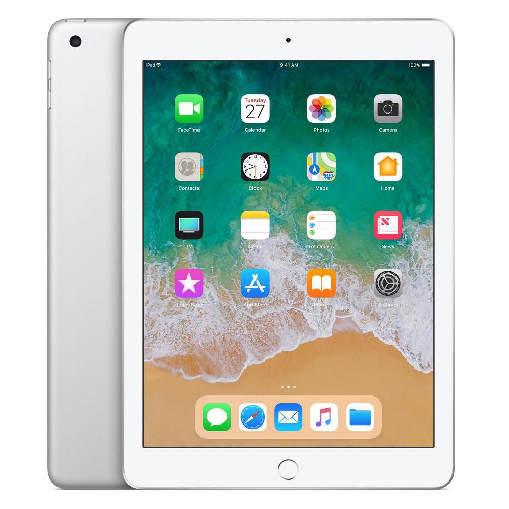 """Tablette 9.7"""" Apple iPad (2018) WiFi - Rétina (2048 x 1536), A10 Fusion, RAM 2 Go, ROM 32 Go (Plusieurs coloris) + 22.40€ en SuperPoints [305€ avec le code AVRIL15]"""