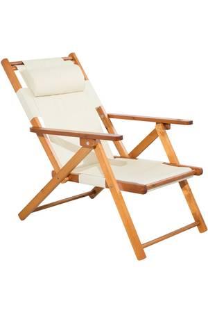 Chaise Chilienne Lineag pliante en bois