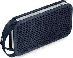 Enceinte Bluetooth Bang & Olufsen BeoPlay A2 - bleu (frontaliers Suisse)