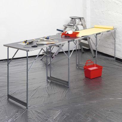 Set de 3 tables multifonctions - 100x60cm